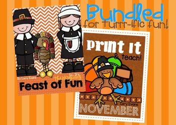 Feast of Fun Bundle