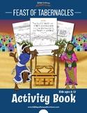 Feast of Tabernacles Activity Book (Sukkot)