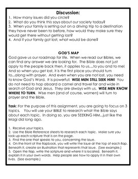 Feast of the 3 Kings: Wise Men Still Seek Him Flapbook