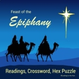 Feast of the Epiphany and Three Kings Day Readings and Activities