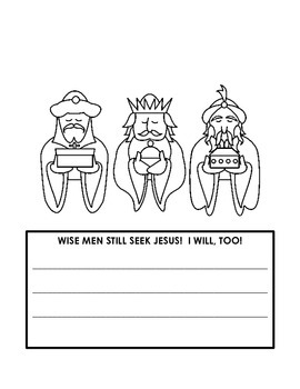 Feast of the Three Kings: Activity Packet (Kings on Camels)