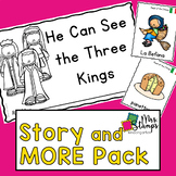Feast of the Three Kings Emergent Reader and Activities
