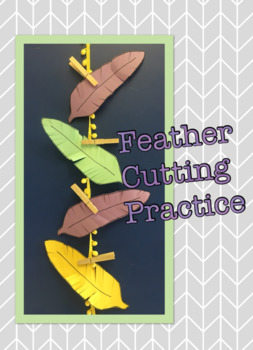 Feather Cutting Practice