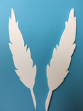 Feather Diecuts