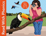 Feather World: Learn The Phonic Sound ea (Learn To Read With Phonics)