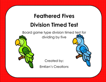 Feathered Fives DivisionTimed Test