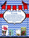 Spring Activities Birds, Feathers For Lunch, Fiction and N