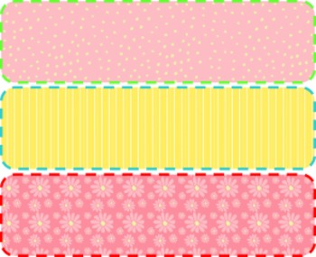 Feathered Friends Editable Labels