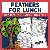 Feathers for Lunch by Lois Ehlert Book Companion