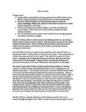 Feature Article Lesson Plans