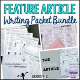 Feature Article Writing Packet Bundle