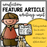 Feature Article Writing Unit