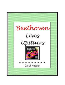 Beethoven Lives Upstairs Teaching Resources | Teachers Pay Teachers