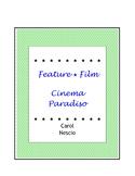 Feature * Film ~ Cinema Paradiso