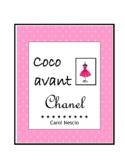 Feature * Film ~ Coco avant Chanel ~ Coco Before Chanel