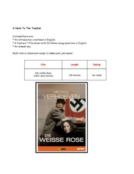 Feature * Film ~ Die weiße Rose - The White Rose