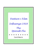 Influenza 1918 ~ The Spanish Flu ~ Distance Learning