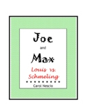 Feature * Film ~ Joe and Max ~ Louis vs. Schmeling ~ Dista