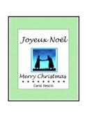 Joyeux Noël  ~ Merry Christmas ~ Movie Guide