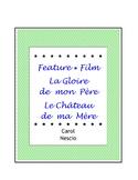 Feature * Film ~ La Gloire de mon Père ~ Le Château de ma Mère