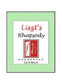 Feature * Film ~ Liszt's Rhapsody