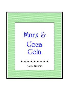 Feature * Film ~ Marx & Coca Cola