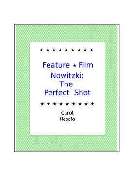 Feature * Film ~ Nowitzki: The Perfect Shot