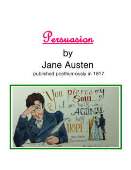 Feature * Film ~ Persuasion ~ Jane Austen