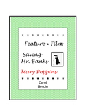 Feature * Film ~ Saving Mr. Banks ~ Mary Poppins