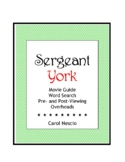 Feature * Film ~ Sergeant York