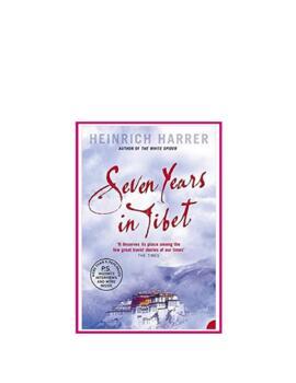 Feature * Film ~ Seven Years In Tibet