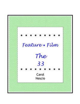 Feature * Film ~ The 33