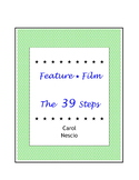 Feature * Film ~ The 39 Steps ~ The Thirty-Nine Steps