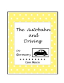 The Autobahn and Driving in Germany