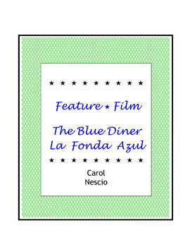 Feature * Film ~ The Blue Diner