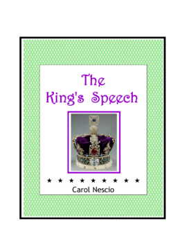 Feature * Film ~ The King's Speech