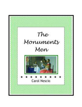 Feature * Film ~ The Monuments Men