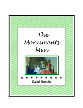 Feature * Film ~ The Monuments Men