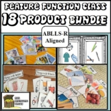 Feature, Function & Class Bundle ABA, Autism, Distance Learning