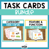 Feature/Function and Category Cards Bundle