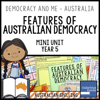 Features of Australian Democracy (Year 5 HASS)