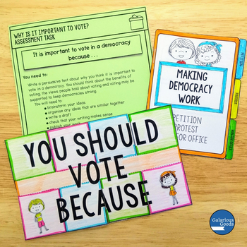 Why is it Important to Vote? (Year 5 HASS)