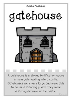 Features of Castles