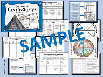 Features of Civilizations