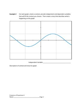 Features of Functions Lesson 6 of 9