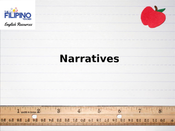 Features of Narratives