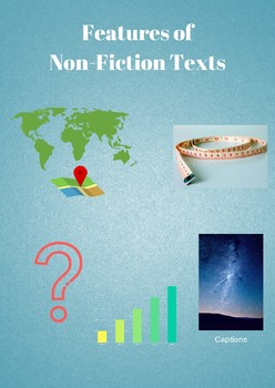 Features of Non-Fiction Texts Anchor Chart (Freebie)