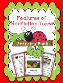 Nonfiction Text Features - Student Activity Book