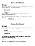 Features of Ocean Floor