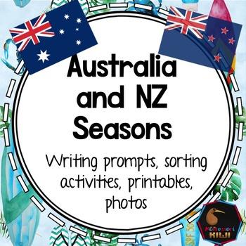 Australia and New Zealand Seasons - REVISED July 2016